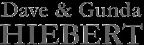 dave and gunda hiebert